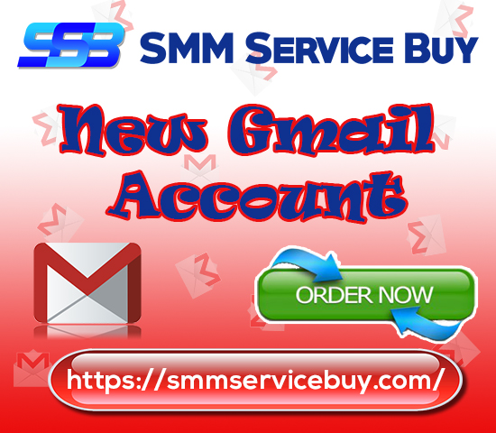 Buy New Gmail Account