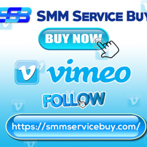 Buy Vimeo Follows