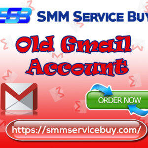 Buy Old Gmail Account