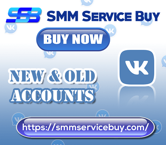 Buy VK Account