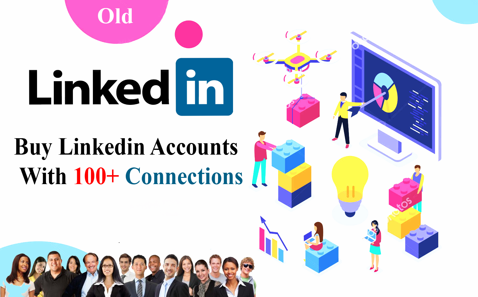 linkedin accounts